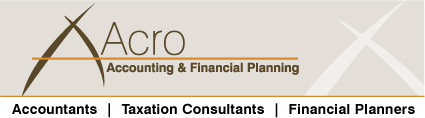 Acro Accounting  Financial Planning - Mackay Accountants