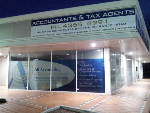 All Accounting  Taxation Services - Mackay Accountants