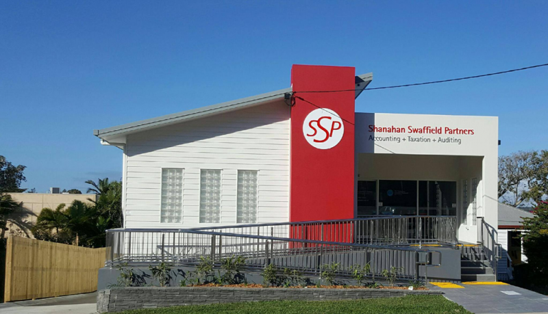 Shanahan Swaffield Partners - Mackay Accountants