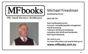 Michael Freedman Bookkeeping Service - Mackay Accountants