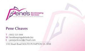 Pene's Bookkeeping Services - Mackay Accountants