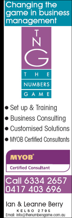 Love Your Numbers - Mackay Accountants