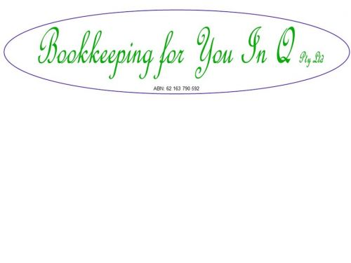 Bookkeeping for You In Q Pty Ltd - Mackay Accountants